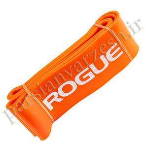 کش پاورباند راف-ROUGE رنگ نارنجی
