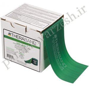 کش تراباند latex free اورجینال رنگ سبز