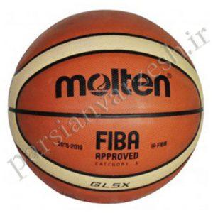 توپ بسکتبال مولتن GL5x