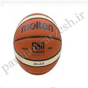توپ بسکتبال GL6X مولتن چرم
