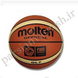 توپ بسکتبال GL7 مولتن چرم