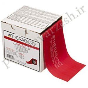 کش تراباند latex free اورجینال رنگ قرمز