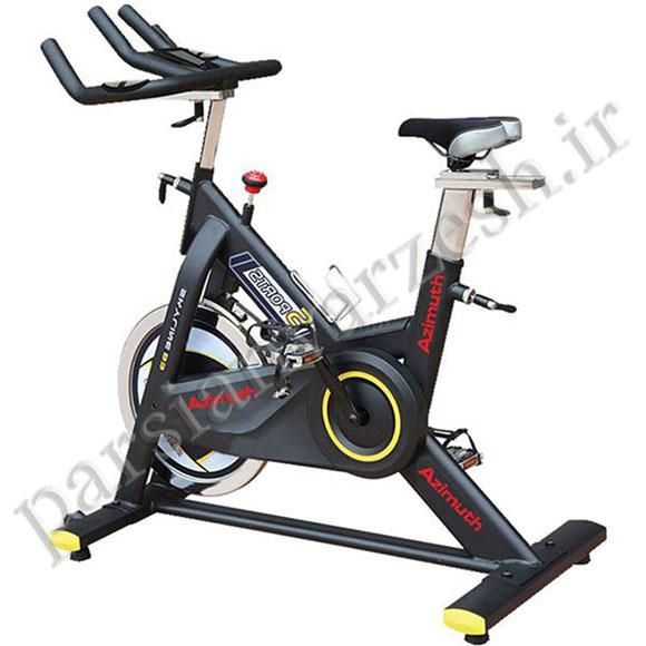 دوچرخه ثابت اسپینینگ آذیموس مدل AZ 8606-S20